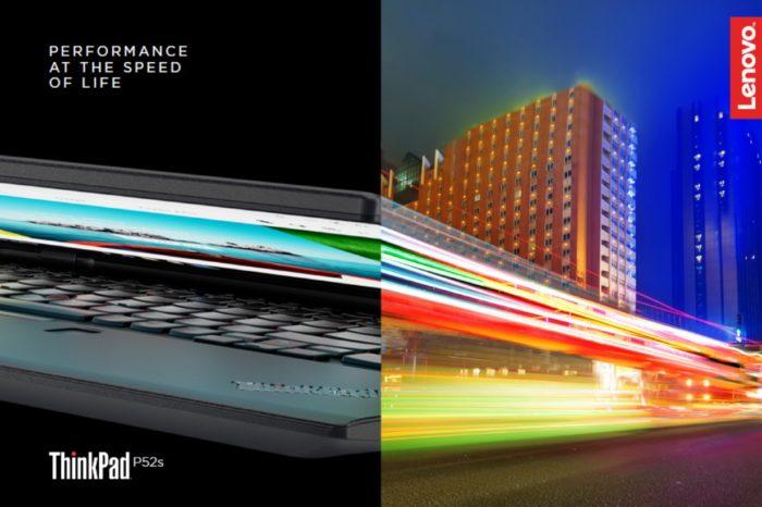 Lenovo wprowadza na polski rynek nową rodzinę stacji roboczych pod nazwą ThinkStation P520 oraz ThinkPad 52s — swoją pierwszą mobilną stację roboczą w postaci Ultrabooka.