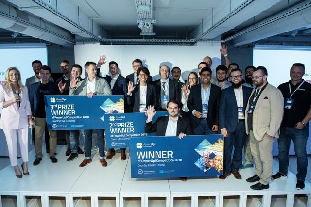 Indoorway zwycięzcą finału krajowego konkursu PowerUp! organizowanego przez EIT InnoEnergy i będzie reprezentował Polskę w Wielkim Finale międzynarodowego konkursu dla start-upów.