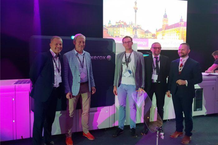 Xerox Forum – największe doroczne spotkanie branży komunikacji graficznej po raz pierwszy w Warszawie, połączone z premierowym wdrożeniem najnowszej maszyny Xerox Iridesse Production Press.