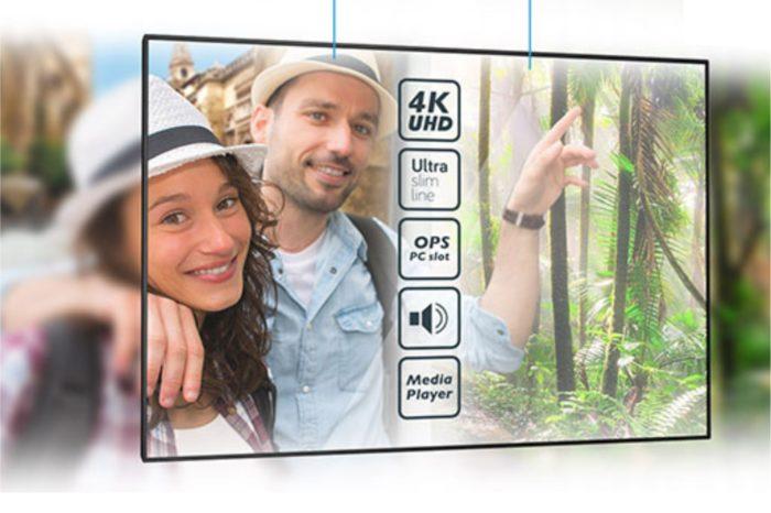 Komunikacja cyfrowa następnej generacji - iiyama zaprezentowała nową linia potężnych, profesjonalnych wyświetlaczy digital signage - iiyama 4K Digital Signage.