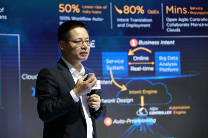 Huawei podczas tegorocznych targów CEBIT w Hanowerze, uruchomił dedykowane rozwiązanie dla przemysłu – Intent-Driven Network (IDN).