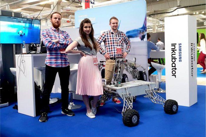Grupa Legendary Rover z Politechniki Rzeszowskiej konkuruje w USA z zespołami z całego świata o zwycięstwo w najbardziej prestiżowym konkursie robotów University Rover Challenge.