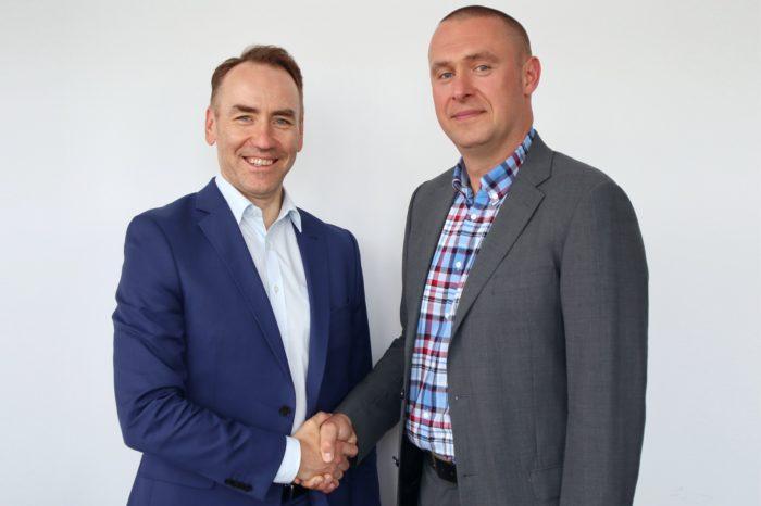 M4B S.A. - polski producent digital signage,trzyktrotny zdobywca IT Champion 2018, podpisał umowę dystrybucyjną z AB S.A.