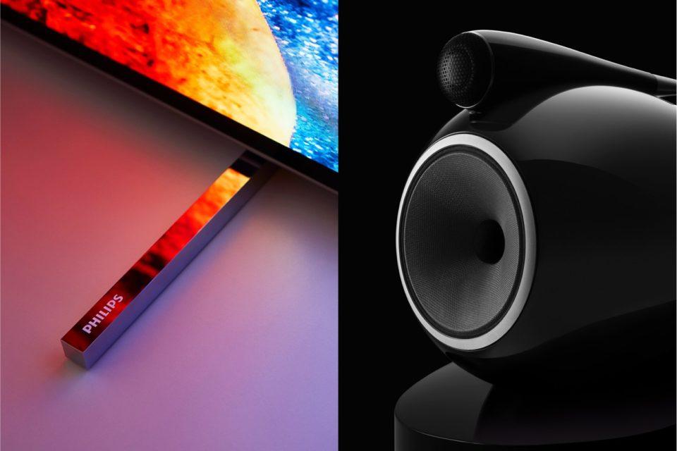 TP Vision, wyłączny licencjobiorca Philips TV oraz brytyjska firma Bowers & Wilkins ogłosiły partnerstwo którego celem jest doskonałość w zakresie obrazu idźwięku