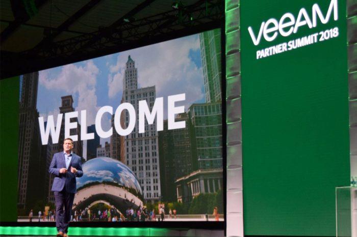 Veeam przedstawia wizję hiperdostępnego przedsiębiorstwa - Rozwiązania hiperdostępności Veeam są używane przez 75 proc. przedsiębiorstw z listy Fortune 500.