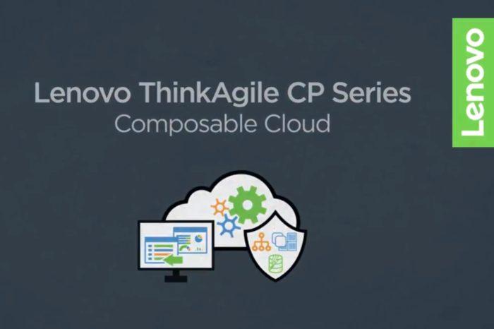 Lenovo wybiega w przyszłość, oferując komponowalną platformę chmurową nowej generacji ThinkAgile - Bezpieczna i kompleksowo zautomatyzowana platforma chmurowa dostosowana do aplikacji.