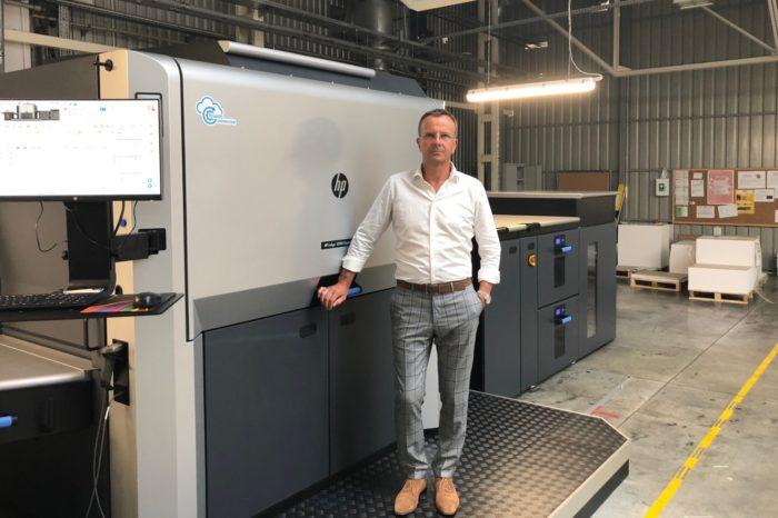HP Indigo 12000 w Drukarnii CHROMA – pierwszej w Polsce drukarni która postawiła na system zamawiania druku przez internet, przepina dotychczasowy serwis online na nowy!