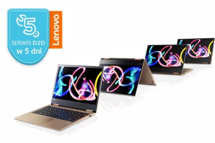 Lenovo Premium Care – rusza nowa akcja dla użytkowników laptopów Yoga, w ramach której firma Lenovo obejmuje gwarancją zwrotu, 100% ceny zakupu urządzenia.