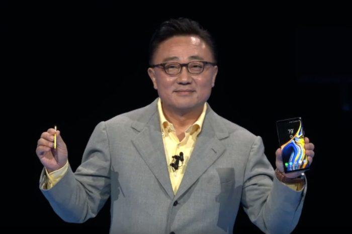 Światowa Premiera Samsung Galaxy Note9 (zobacz konferencję + fotorelacja) - Najwyższa wydajność, nowy rysik S Pen, Bluetooth, oraz najbardziej inteligentny aparat w smartfonach tej marki.