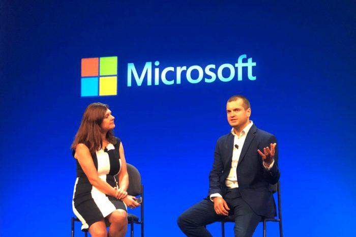 Synerise podczas Microsoft Inspire, nagrodzony tytułem Partnera Roku Microsoft oraz wyróżniony w globalnej kategorii dla handlu detalicznego (retail).