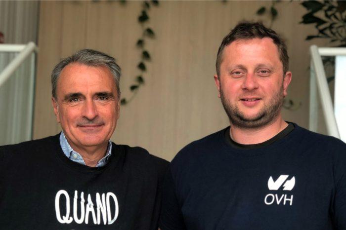 Nowy Prezes Zarządu grupy OVH - Michel Paulin nominowany przez Octava Klabę nowym CEO grupy OVH.