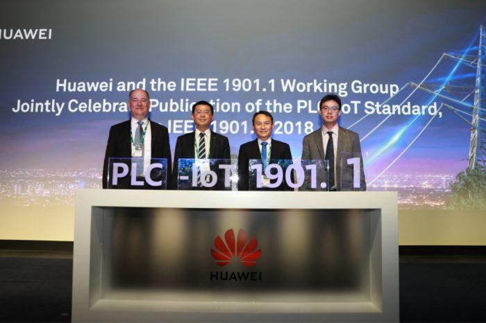 Huawei oraz IEEE podczas gali CIGRE 2018 & the Huawei Global Power Summit ogłosiły że tworzą w pełni inteligentne sieci elektroenergetyczne.