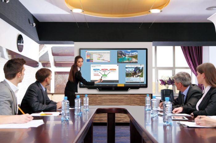 SHARP wzbogaca ofertę BIG PADÓW 4K - Na rynku pojawi się nowy flagowy monitor interaktywny BIG PAD 4K o przekątnej 80 cali.