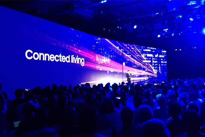 Samsung podczas targów IFA 2018 przedstawił swoją wizję połączonego świata oraz produkty i usługi, które pomogą urzeczywistnić nową erę Connected Living.
