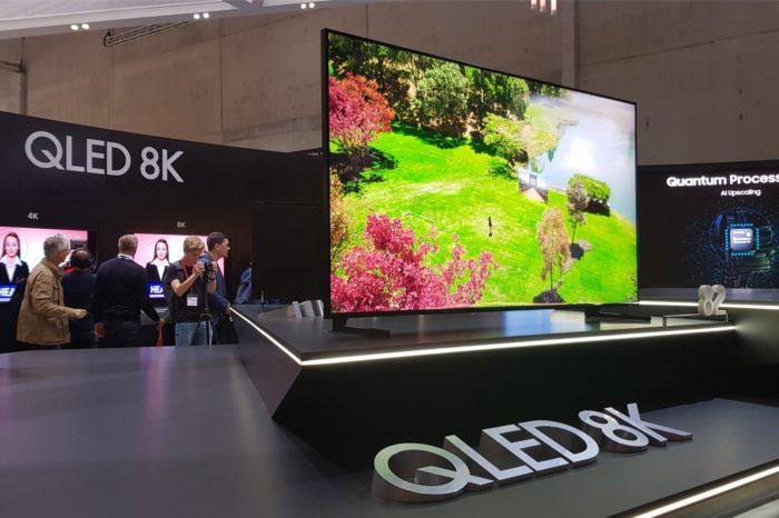 Samsung QLED 8K - Telewizor Q900R, który wyznacza nowy kierunek rozwoju branży RTV na świecie, jest już dostępny w sprzedaży w Polsce.