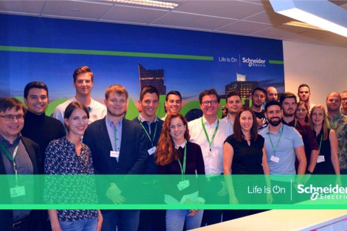 W Schneider Electric ruszyła Akademia EcoStruxure - w ramach programu, najlepsi studenci z ośmiu krajów, będą kształcić się w europejskich centrach R&D Schneider Electric.