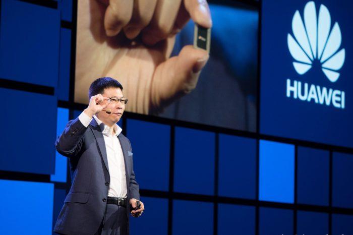 Huawei na targach IFA 2018 w Berlinie - Richard Yu, CEO of Huawei CBG osobiście zaprezentował najmocniejszy i najinteligentniejszy procesor mobilny na świecie Kirin 980.