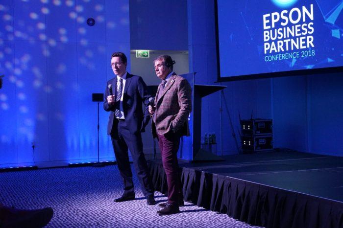 Świetlana przyszłość druku… atramentowego, czyli EPSON Business Partner Conference 2018 - za nami pierwsze spotkanie z cyklu Konferencji Biznesowych firmy EPSON.