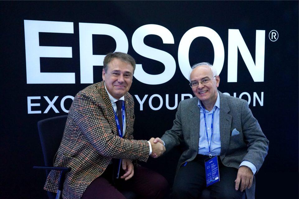 Przed nami Świetlana przyszłość druku… atramentowego! Rynek druku atramentowego rośnie w imponującym tempie! - potwierdza Massimo Pizzocri, wiceprezes EPSON Europe, podczas EPSON Business Partner Conference 2018.