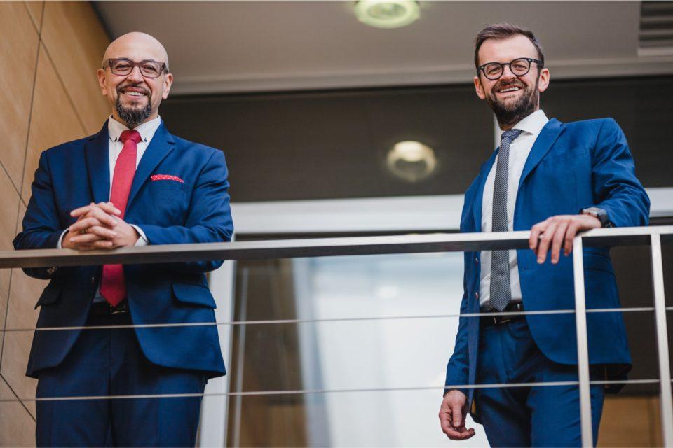 Wojciech Mach nowym dyrektorem zarządzającym GFT Poland - Piotr Kania awansuje do globalnych struktur GFT Technologies SE.