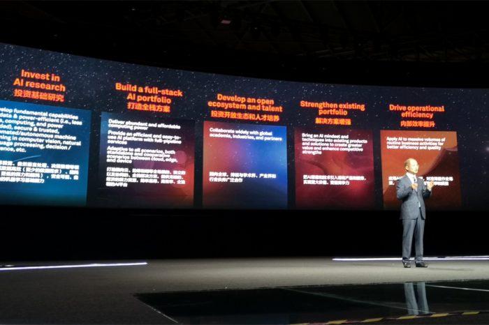 """HUAWEI CONNECT SHANGHAI 2018 """"Activate Intelligence"""" - Huawei przedstawił 5 Kluczowych Obszarów Strategii Rozwoju Sztucznej Inteligencji (AI)!"""