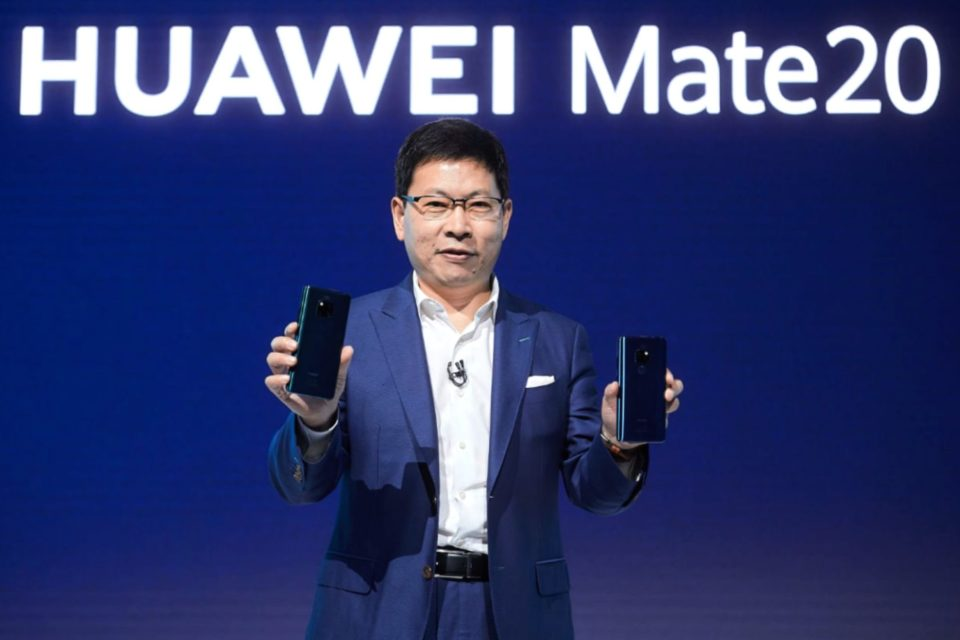 Światowa Premiera smartfonów Huawei Huawei Mate 20 i Mate 20 Pro - dzięki Sztucznej Inteligencji, jakość korzystania ze smartfonów Huawei wchodzi na najwyższy poziom.