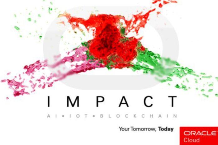 Oracle Impact 2018 już 13 listopada w Warszawie – konferencja Oracle na temat innowacji technologicznych, innowacyjność w biznesie polega na działaniu inaczej – i lepiej.