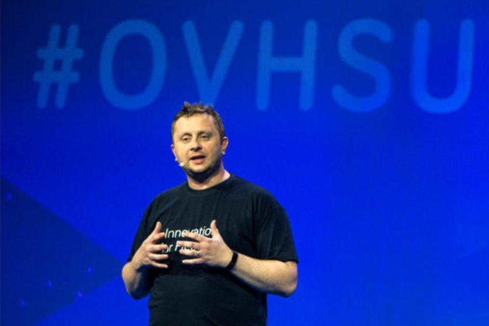 """OVH Summit 2018 """"Nowatorska Wizja Chmury"""" - OVH ma stać się alternatywą która uwalnia Chmurę oraz ma wspierać klientów i partnerów w ich drodze do sukcesu."""