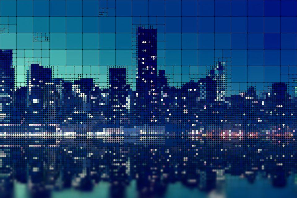 Inteligentne miasta zaleją nas morzem danych - Rozwój inteligentnych miast sprawi, że będziemy musieli uporać się z ogromem danych wymagających analizy w czasie rzeczywistym.