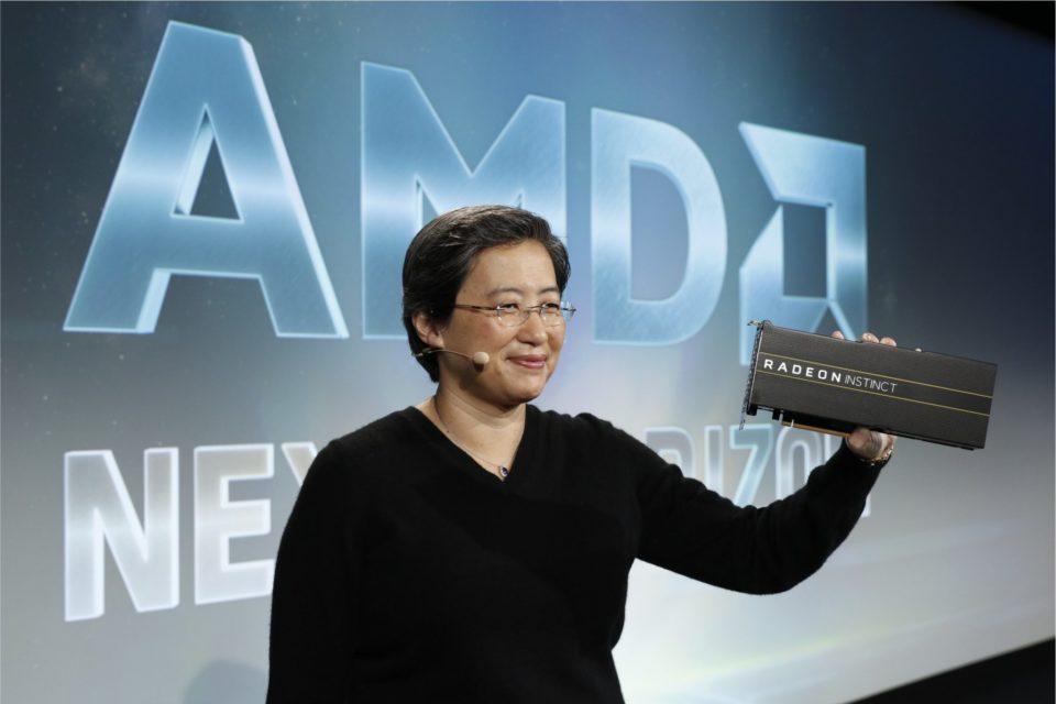 AMD podczas konferencji Next Horizon, która odbywała się w San Francisco pokazała technologie będące kamieniem milowym w rozwoju centrów danych.
