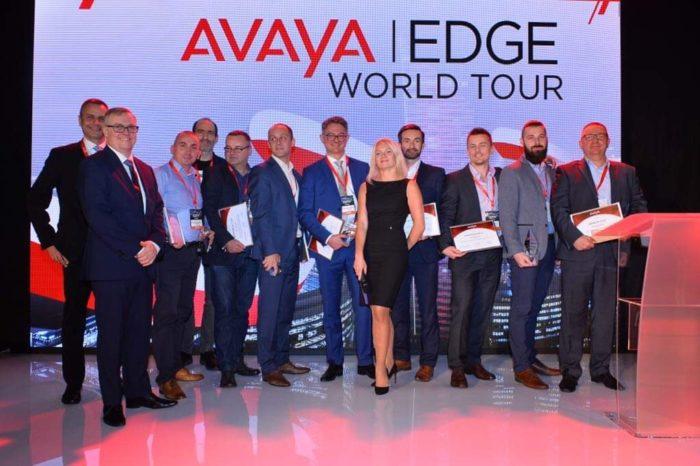 Avaya Poland podczas konferencji Avaya Edge & Experience Forum, nagrodziła najlepsze firmy partnerskie firmy Avaya w Polsce.