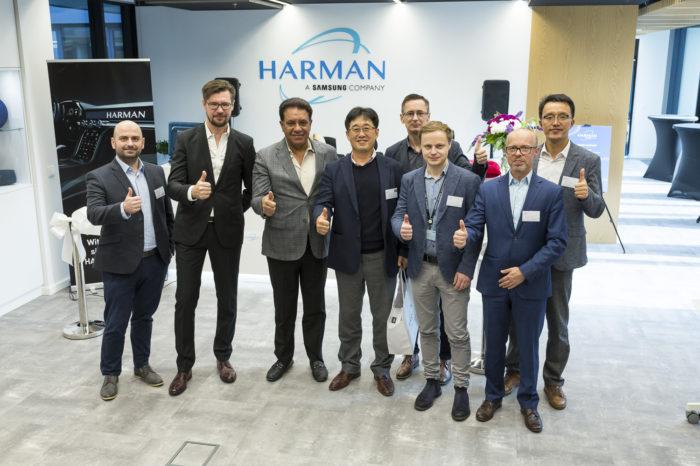 HARMAN International, firma działająca w obszarze motoryzacji będąca częścią Samsung Electronics Co. Ltd, świętuje w Łodzi otwarcie nowego oddziału w Polsce.