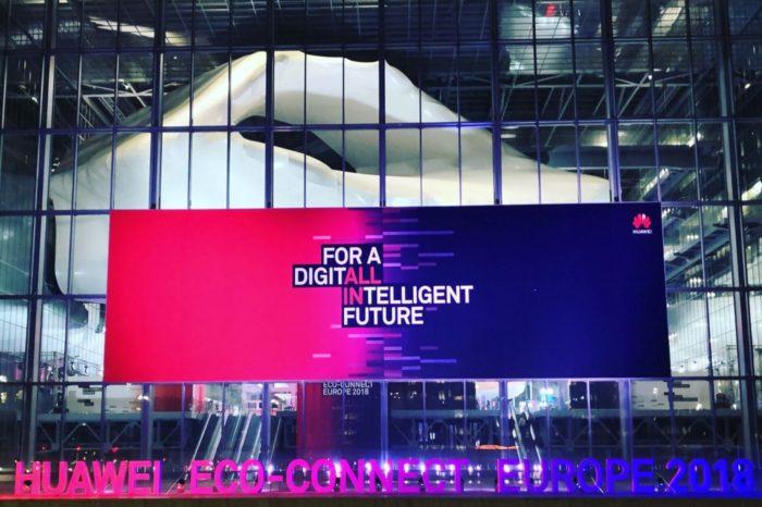 Huawei podczas konferencji Huawei eco-Connect Europe 2018 zapowiedział, że w ciągu trzech lat chce zainwestować w Europie 50 mln USD.