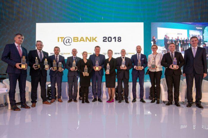 Asseco Poland najlepszą firmą w sektorze bankowym w 2018 roku, w XIII rankingu IT@BANK 2018 - dla firm informatycznych świadczących usługi dla sektora finansowego.