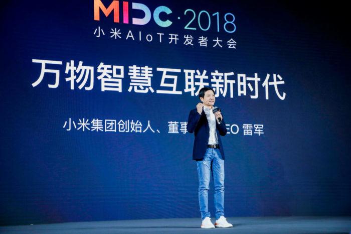 """XIAOMI podczas konferencji MIDC, ogłosiło rozpoczęcie strategicznej współpracy z IKEA oraz inwestycje 100 mln juanów w stworzenie specjalnego funduszu """"Xiaomi AIoT Developer Fund"""""""