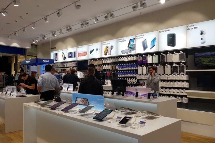 Najnowszy Samsung Brand Store - w galerii LIBERO otwarto drugi salon w Katowicach, to już 22. firmowy salon Samsung w Polsce.