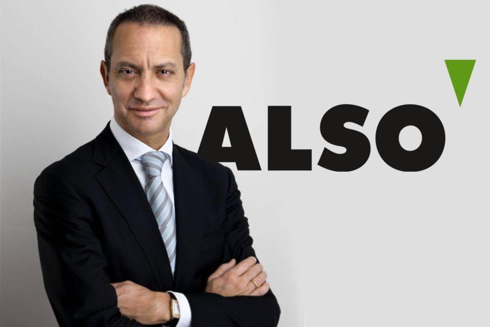 """ALSO Holding AG złożyło ofertę zakupu ABC Data S.A. """"Chcemy stać się numerem jeden w Polsce."""" - mówi Gustavo Möller-Hergt, CEO ALSO Holding AG."""