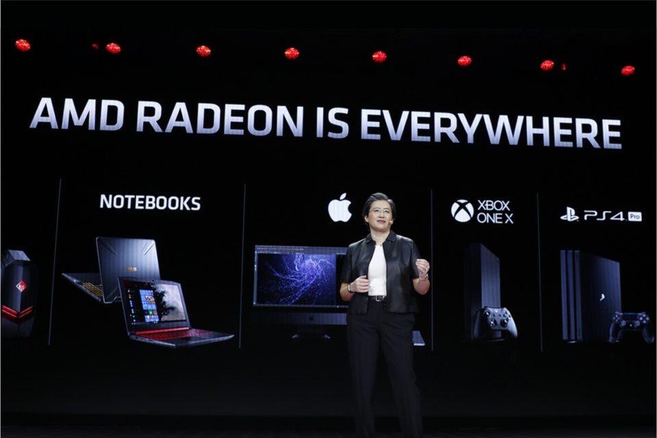 AMD RADEON IS EVERYWHERE ! - AMD prezentuje kompletne portfolio produktów do systemów mobilnych: nowe procesory Ryzen™, Athlon™ i Serii A dla popularnych, ultracienkich laptopów oraz Chromebooków.