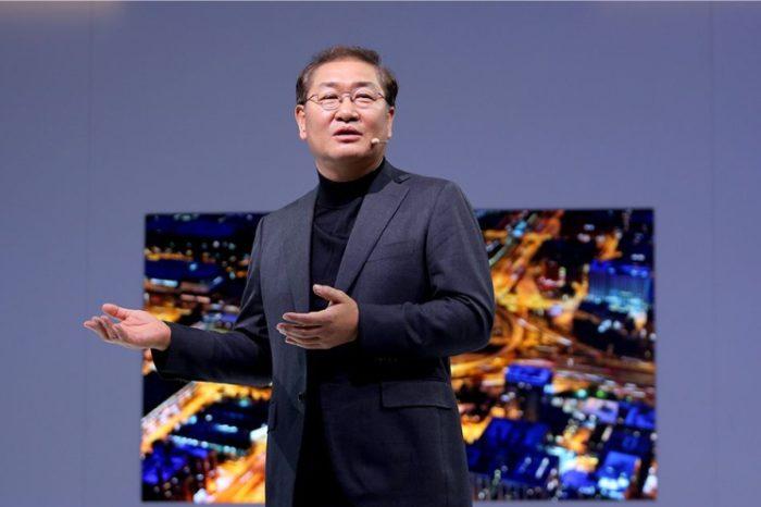Samsung podczas CES2019 zaprezentował przyszłość wyświetlaczy modułowych - Samsung Micro LED z nagrodą CES Best of Innovation Award 2019.