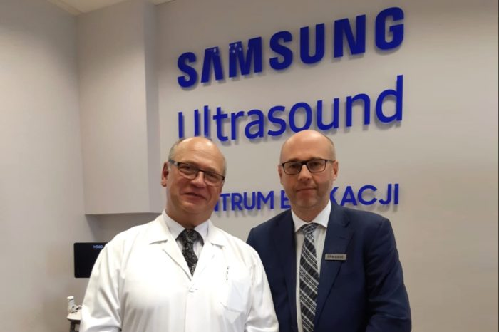 Samsung Electronics Polska w ramach współpracy z Collegium Medicum, otwiera studenckie centrum edukacji USG na terenie Szpitala Uniwersyteckiego w Bydgoszczy.