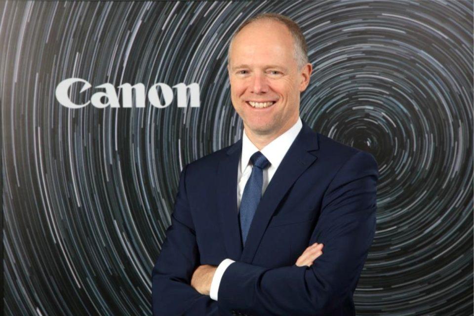 Nowy szef firmy Canon w Polsce - Wilbert Verheijen wraz z nowym rokiem, objął stanowisko Dyrektora Zarządzającego Canon Polska.