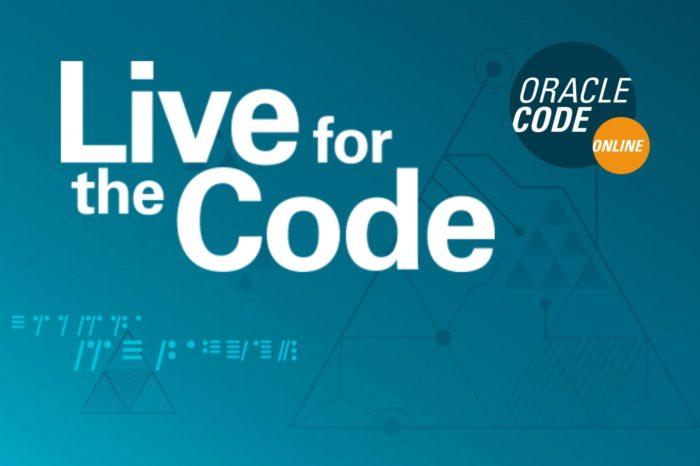 Oracle Code Explore w Warszawie - lokalna edycja globalnej serii wydarzeń odbywających się pod nazwą Oracle Code, już 19 lutego 2019 r. w Centrum Nauki Kopernik w Warszawie.