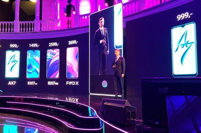 OPPO oficjalnie zadebiutowało w Polsce - do sprzedaży trafiły trzy różne linie smartfonów OPPO – seria Find, RX i AX, zaskakują innowacyjnością, specyfikacją i pięknym wzornictwem.