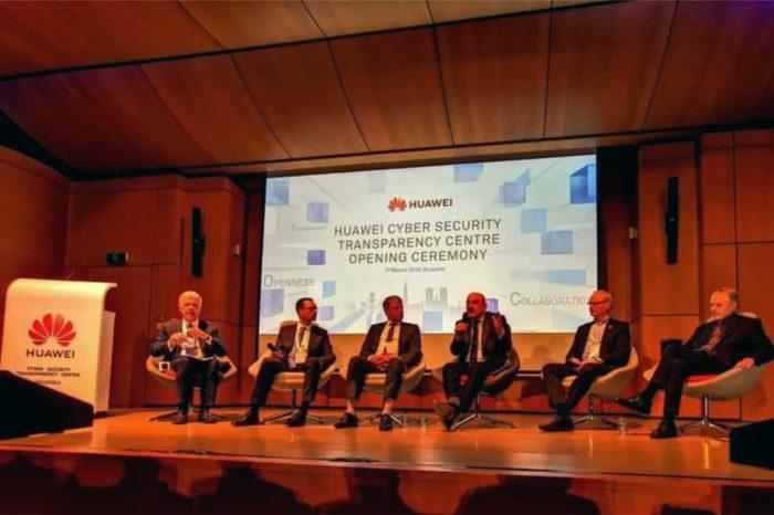 Huawei otworzył Centrum Przejrzystości i Bezpieczeństwa Cybernetycznego w Brukseli, jako dowód silniejszego zaangażowania Huawei w obszarze bezpieczeństwa cybernetycznego na rzecz rządów, klientów i innych partnerów w Europie.