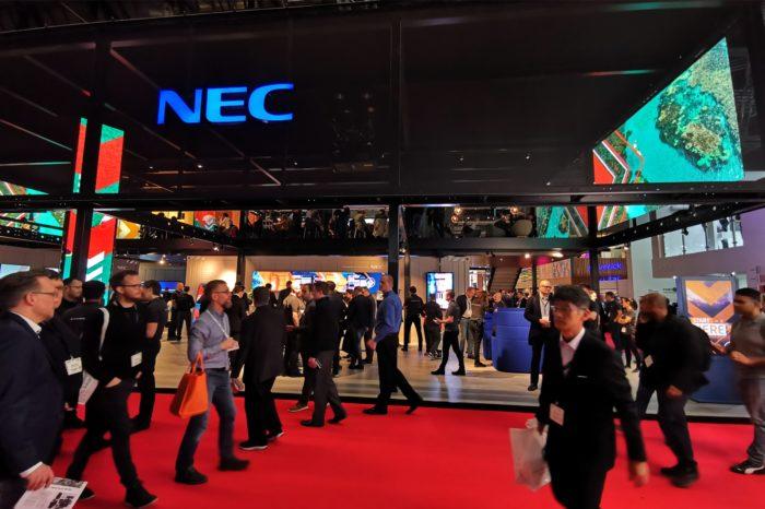 NEC Display Solutions znacząco poszerza swoją ofertę rozwiązań LED Direct View (dvLED) do wewnątrz i na zewnątrz budynków - Nowa oferta NEC dvLED obejmuje serie: FA2, LED Q, LED S oraz LED A.