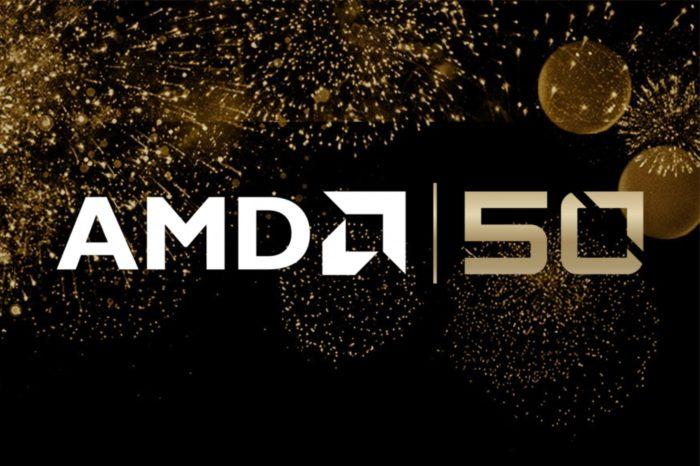 AMD już w najbliższą środę (tj. 1 maja) będzie obchodzić swoje 50-lecie i chcąc uczcić tę okrągłą rocznicę dla innowacji w branży przygotowała kilka specjalnych propozycji dla swoich fanów.