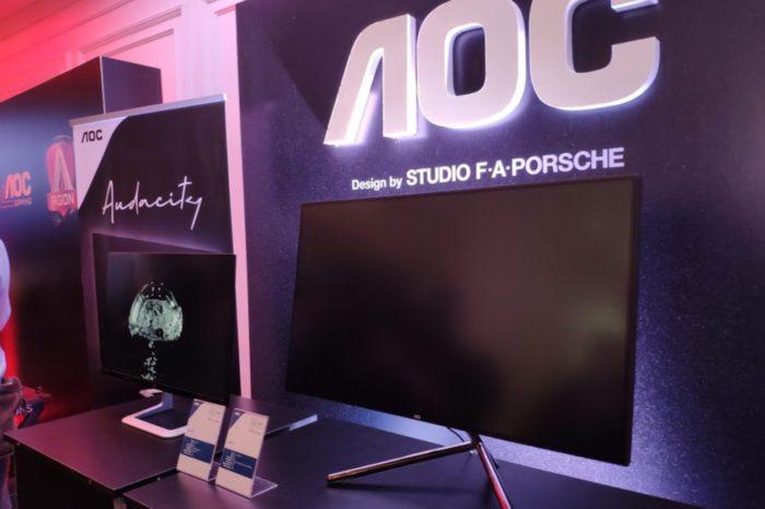 AOC oraz Philips utrzymują status lidera w segmencie monitorów o przekątnej 27 cali i większych w Polsce. Ponadto AOC jest światowym numerem jeden w kwestii udziału w rynku monitorów dla graczy.