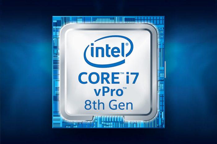Nowa platforma Intel vPro maksymalizuje produktywność działów IT oraz pracowników w mobilnym świecie, zaprezentowano nowe, mobilne procesory Intel® Core™ vPro 8 Generacji.