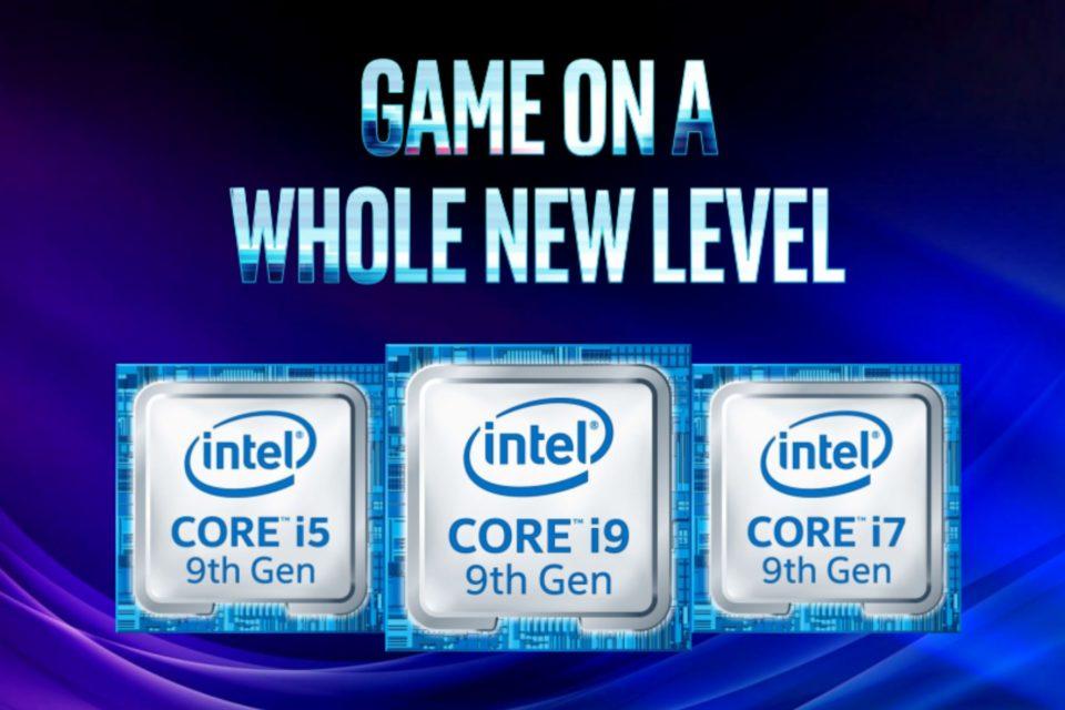 Intel wprowadza na rynek najpotężniejszą generację mobilnych procesorów w historii. Nowe procesory Intel® Core™ 9. generacji mają być najwydajniejszą platformą gamingową dla laptopów.
