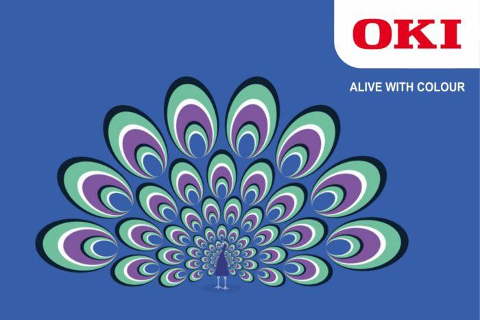 OKI Europe przenosi drukowanie w kolorze w biurze na jeszcze wyższy poziom, dzięki ultrakompaktowym, najmniejszym na rynku kolorowym drukarkom A3 z serii C800.